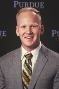 David Pate, Human Resource Management graduate student, Krannert School of Management